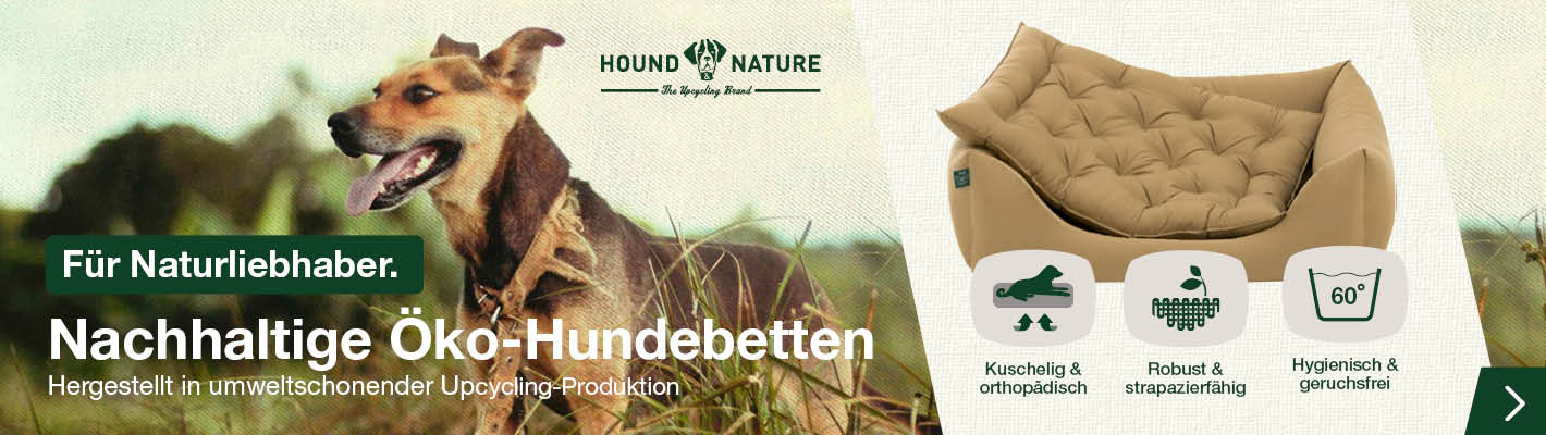 Hound and Nature - Hundebett